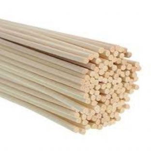 "Thick 4.00mm Rattan Reeds for Diffusers. Reeds are 242mm (9½"") long"